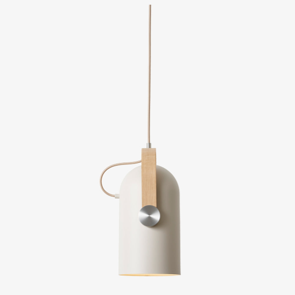 Carronade Pendant Sand Medium by Le Klint sold in House of Gefion