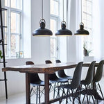 Carronade Pendant Black Large by Le Klint sold in House of Gefion