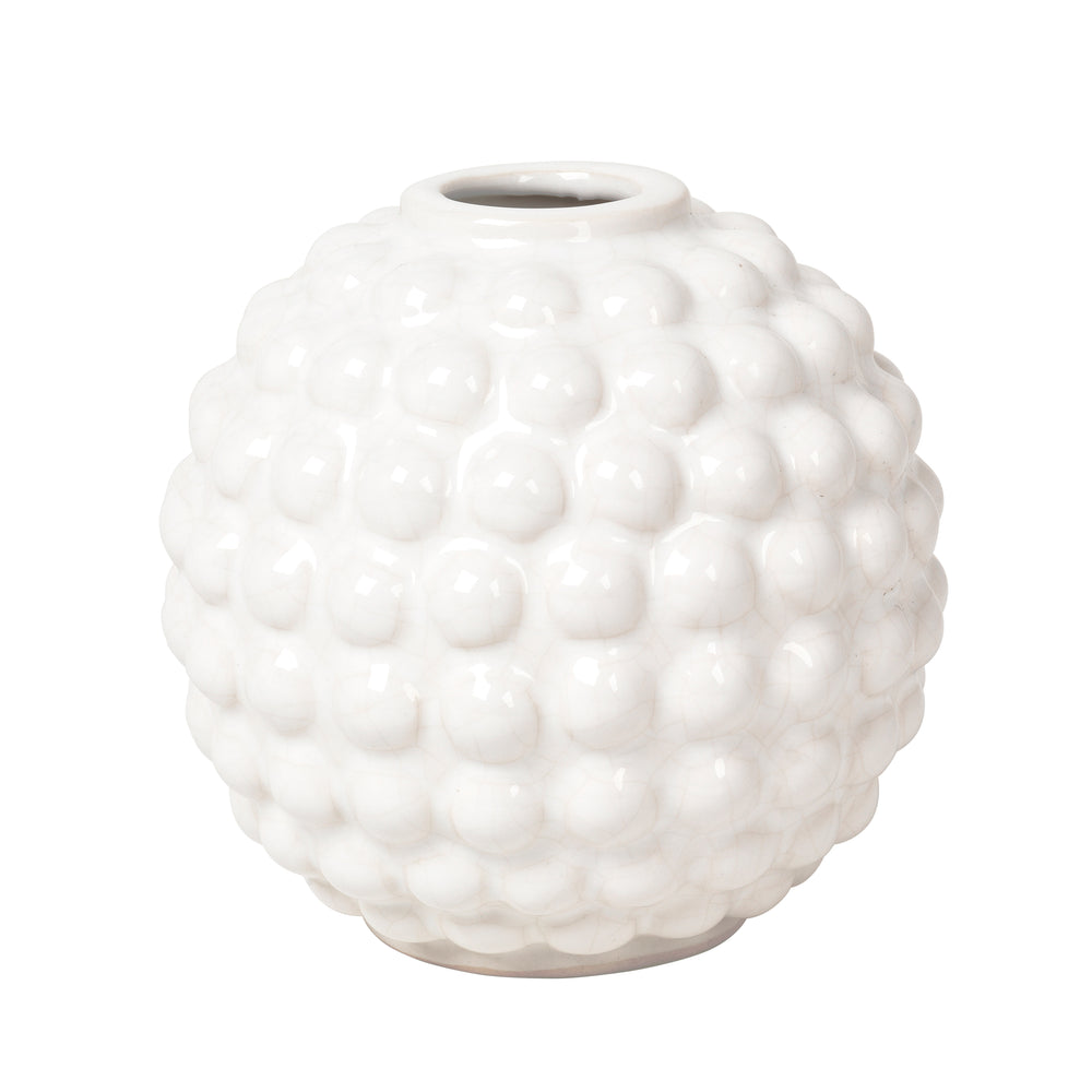 The Dotty Vase Round + house of gefion