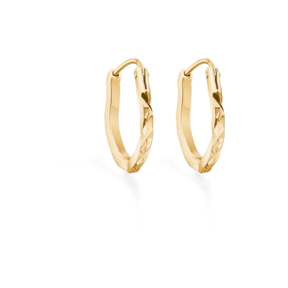 Amour Hoops Earring