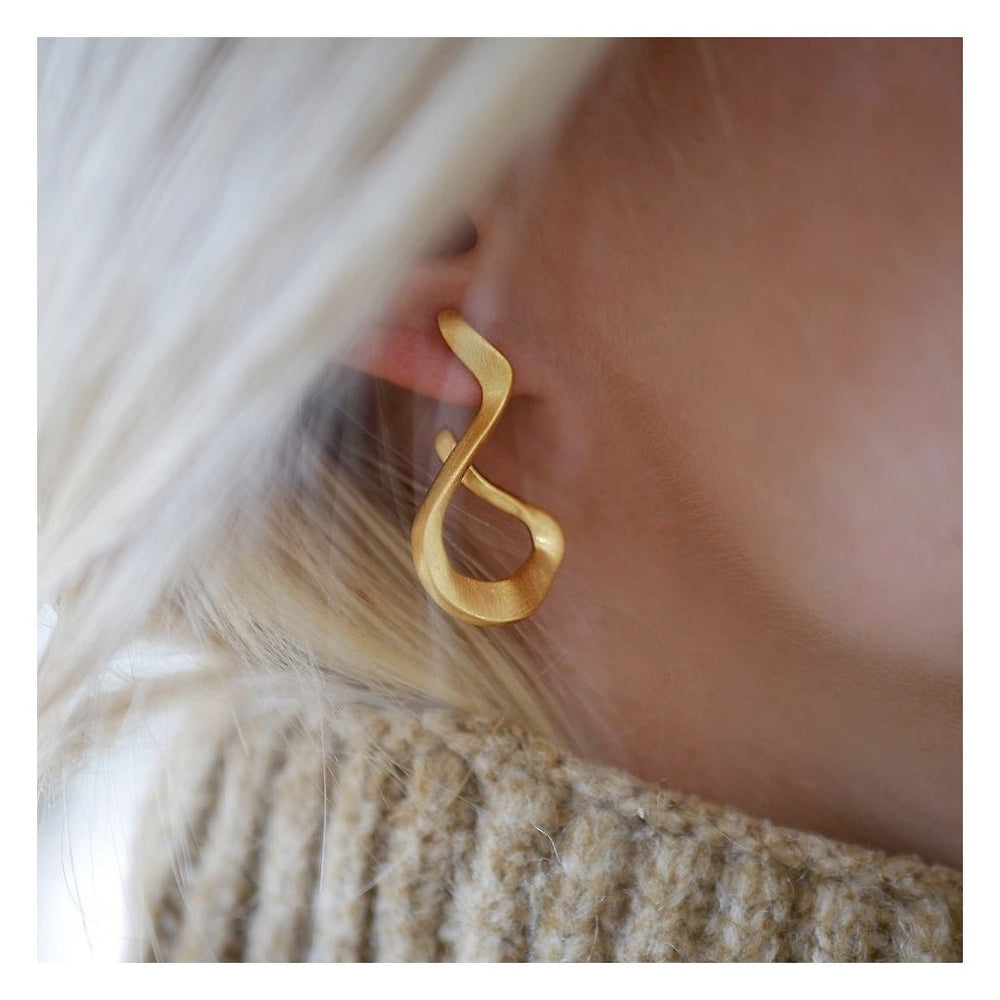 Tangle Earring + house of gefion