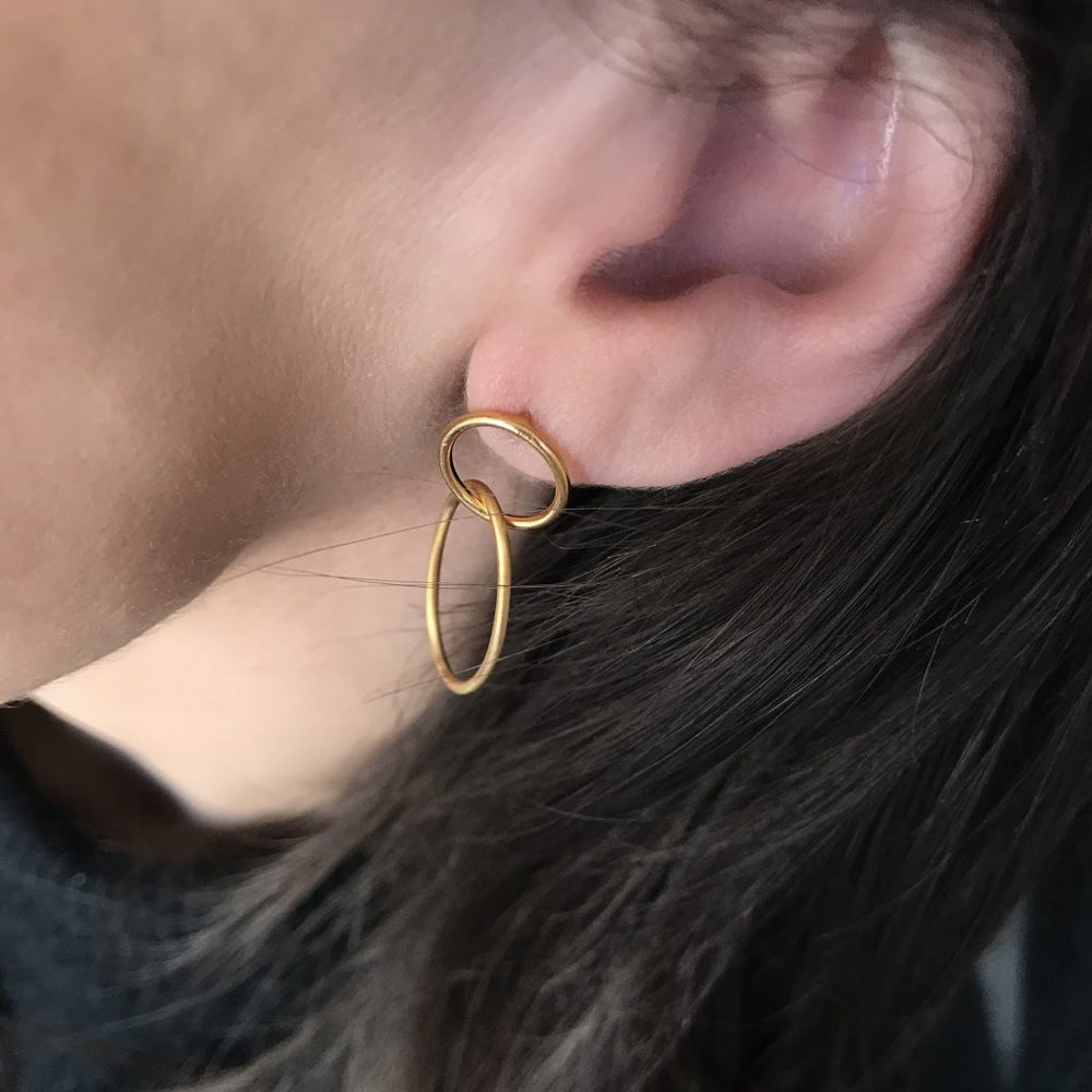 Unity Earrings + house of gefion