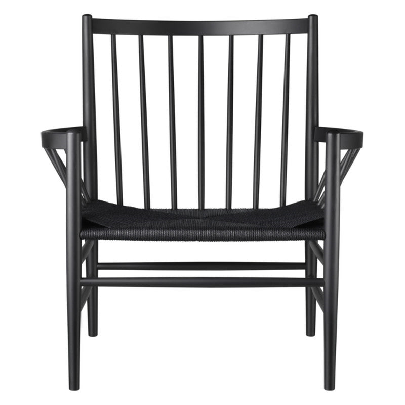 J82 Lounge Chair - Black sold in house of gefion
