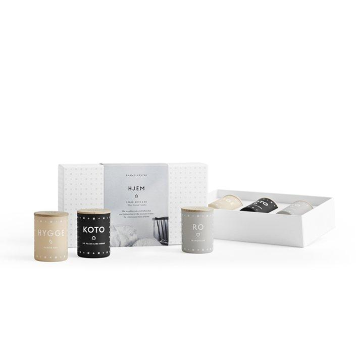 Hjem Gift Set sold in House of Gefion