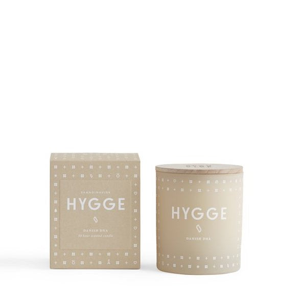 Hygge Scented Candle + house of gefion
