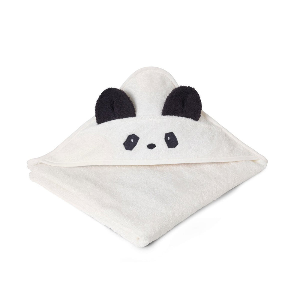 Augusta / Hooded Towel - Panda