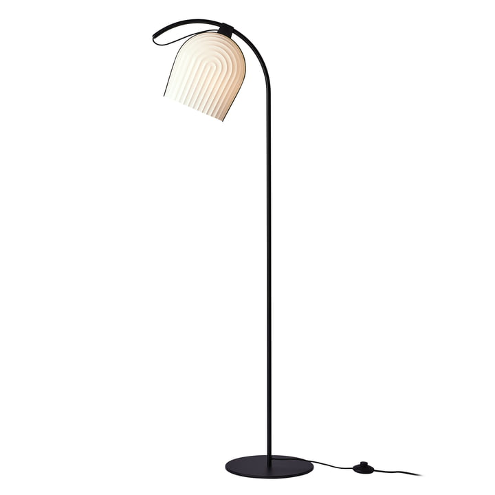 Arc Floor Lamp in House of Gefion
