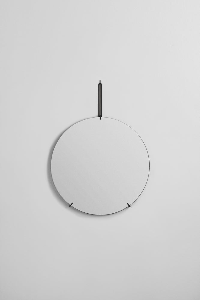 MOEBE Wall Mirror Black