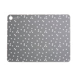 Placemat - light grey - 2 Pcs/Set