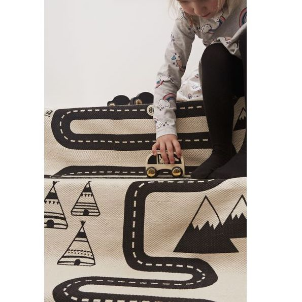 Adventure Rug from OyOy Living sold in House of Gefion