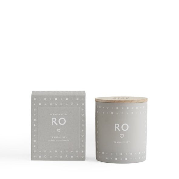 Ro Scented Candle + house of gefion