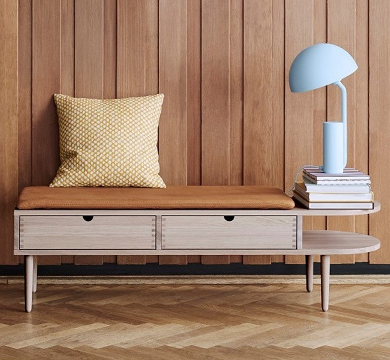 The Radius Bench sold in house of gefion