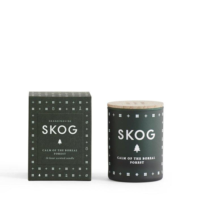 Skog Mini Scented Candle