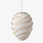 Swirl 2 medium white le klint sold in house of gefion
