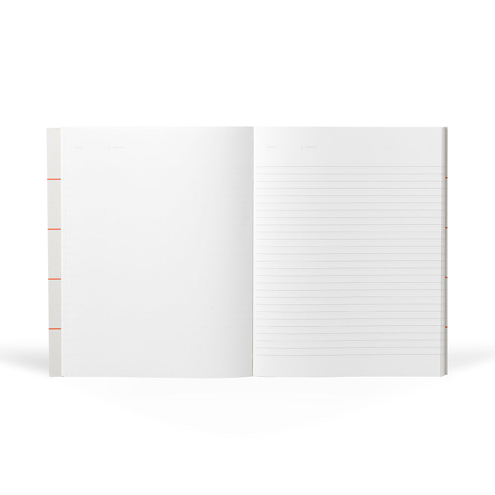 UMA Notebook, Large - Light Gray sold in House of Gefion