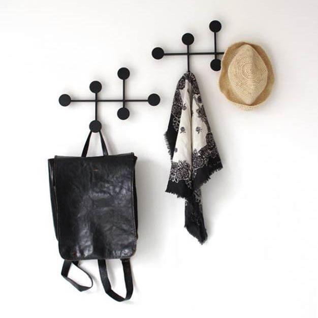 Afteroom Coat Hanger - Black