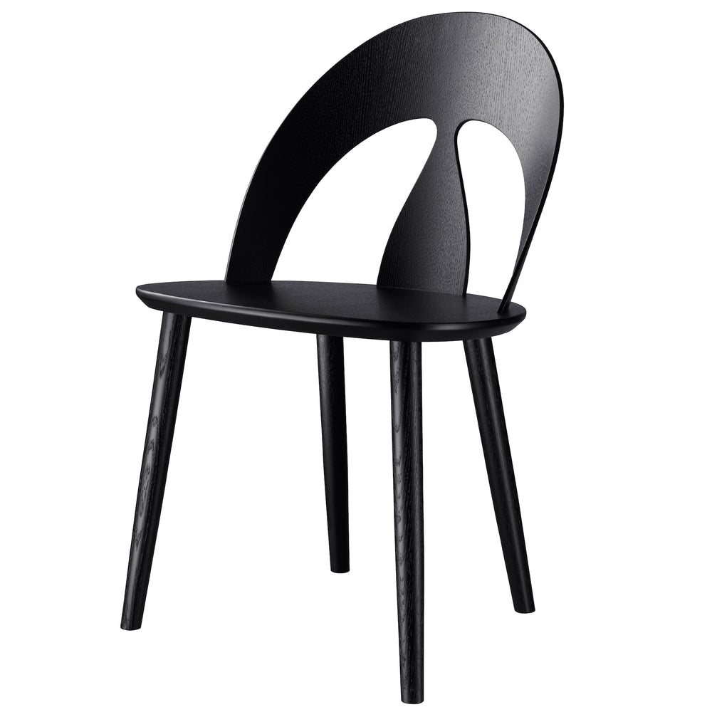 J45 Dining Chair - Black