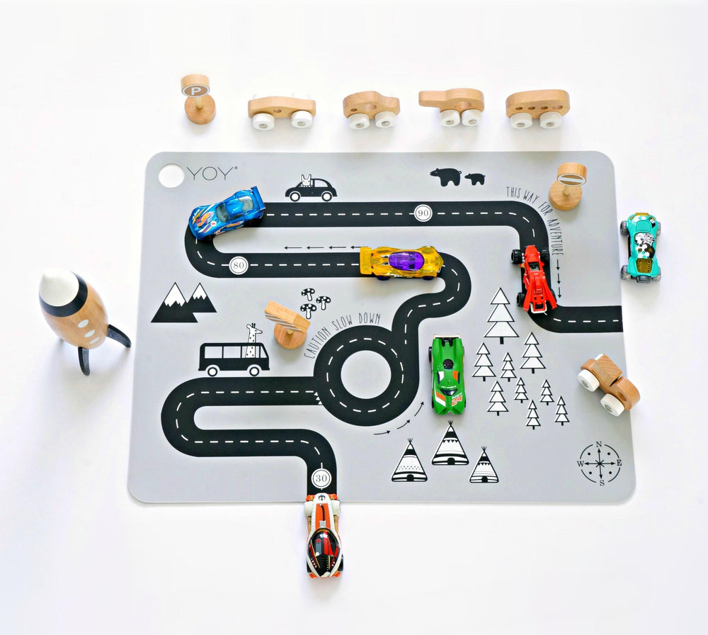 Kids placemat - Adventure