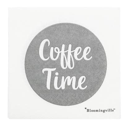 Coffee Time Napkin