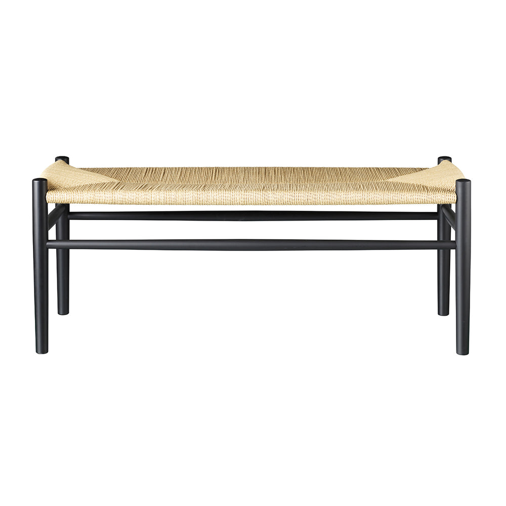 J83B Bench - Black / Nature