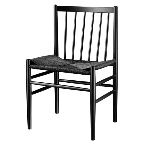 J80 Dining Chair - Black