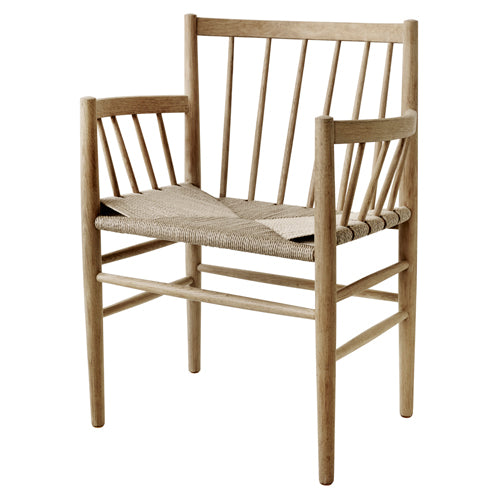 J81 Dining Chair - Oak