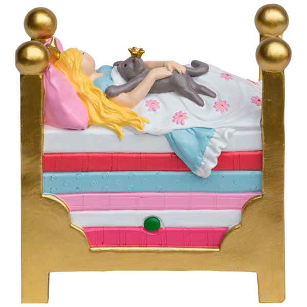 The Princess & the Pea Money Box