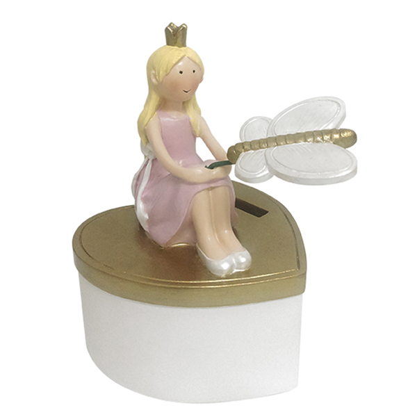Thumbelina Money Box