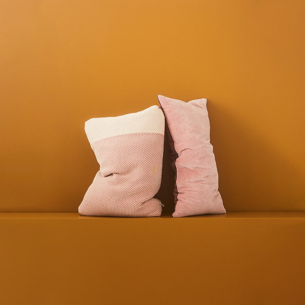 Lia Cushion- Rose