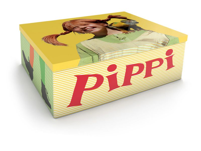 Pippi Box + house of gefion