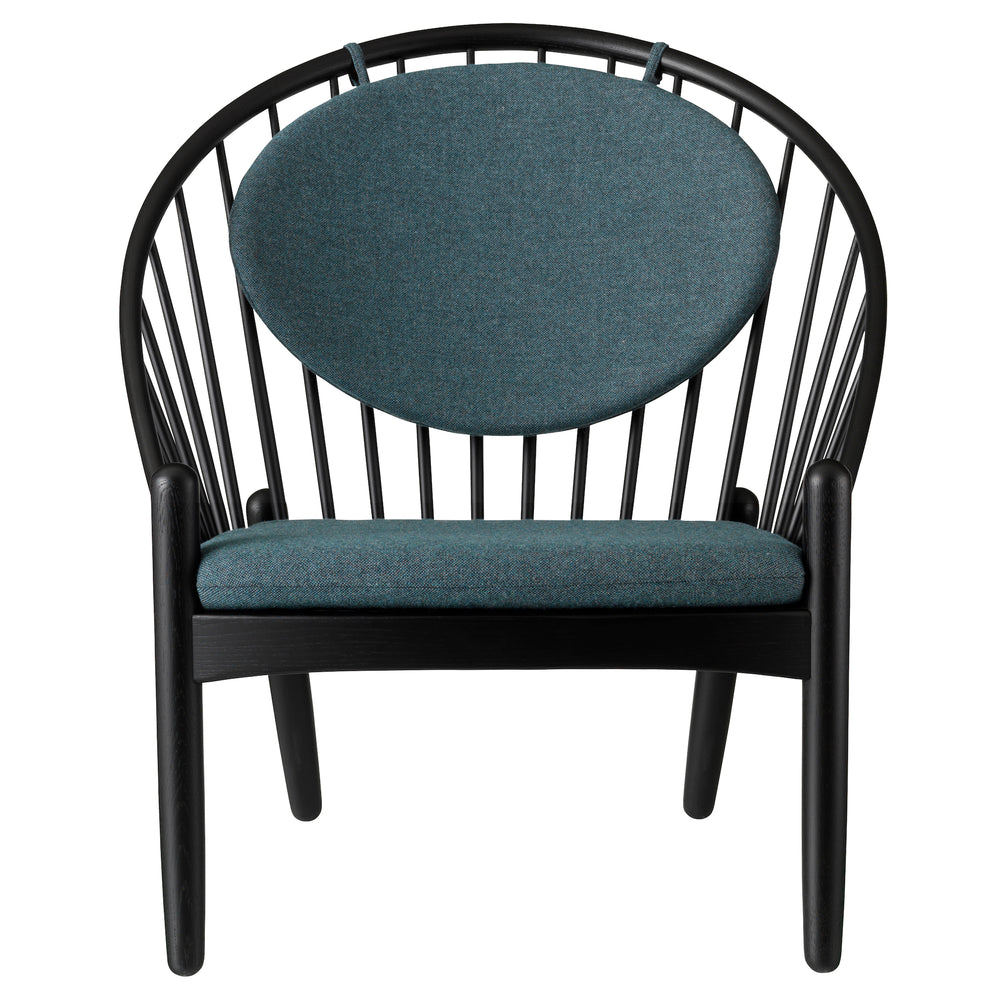 J166 Lounge Chair - Black