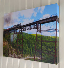Load image into Gallery viewer, Summer Gallery Wrapped Canvas Print by John Kucko