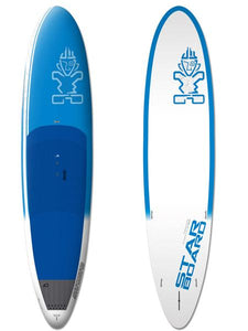 "2016 Starboard SUP Blend AST Electric 11'2"" x 30"" CLEARANCE"