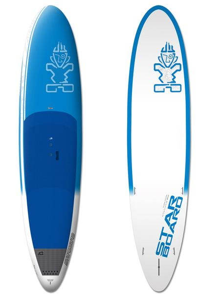 2016 Starboard SUP Blend AST Electric 11'2