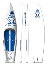"Load image into Gallery viewer, Starboard SUP Pocket Touring 9'6"" x 29.5"" CLEARANCE"