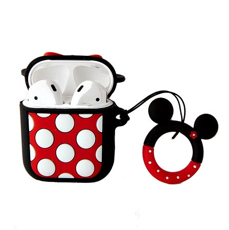 Minnie Soft Airpod Case Cover