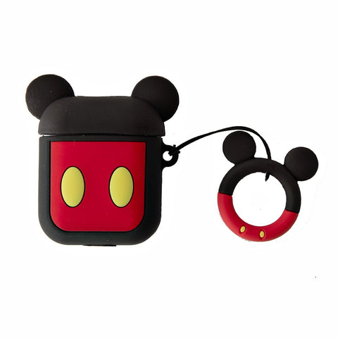 Image of Mickey Soft Airpod Case Cover