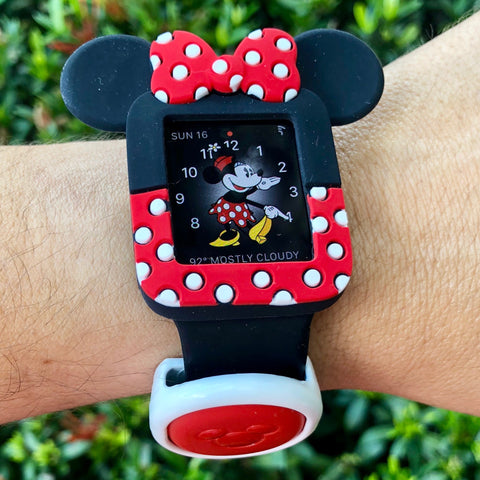 Minnie Apple Watch Soft Cover