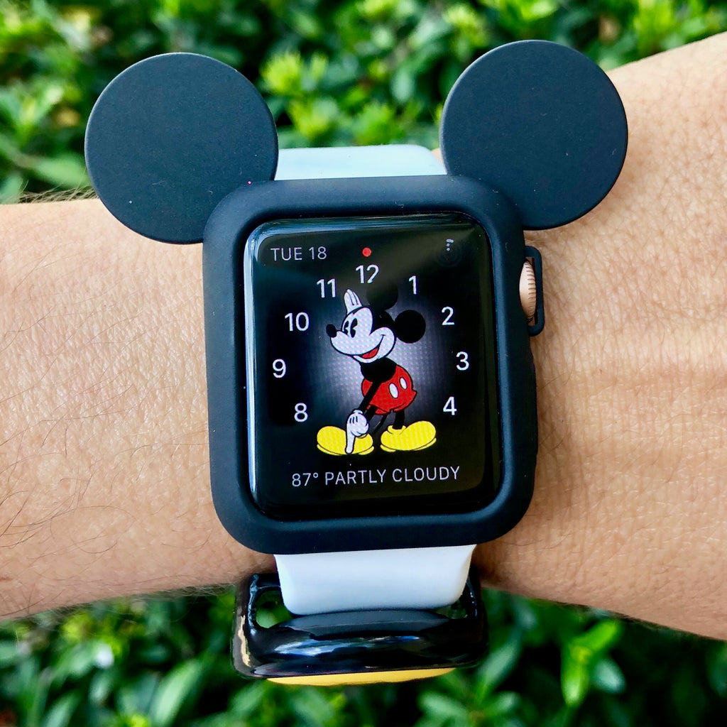 Mickey Apple Watch Soft Covered  dcccga
