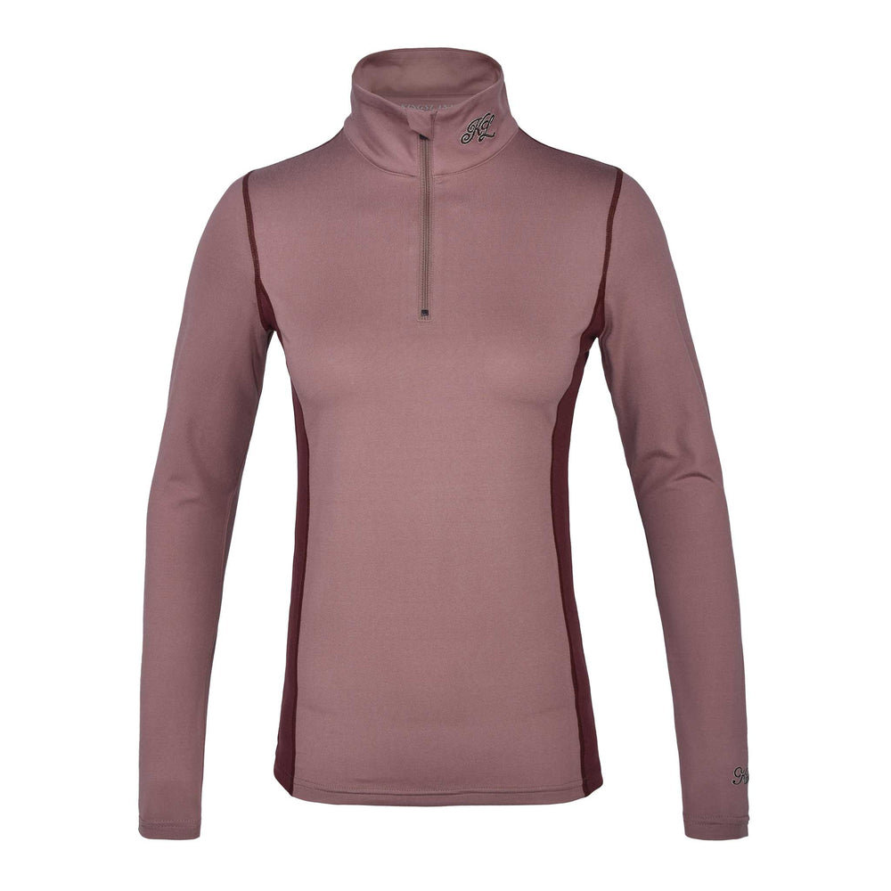 Kingsland AW20 Iantha Training Top - Rose Taupe