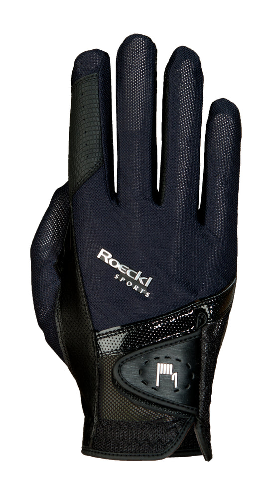 Roeckl Madrid Gloves - Navy