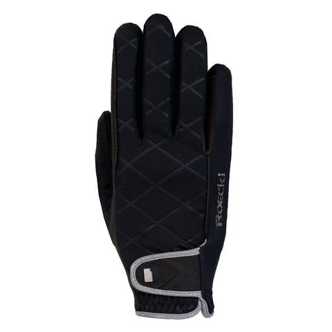 Roeckl Julia Winter Gloves - Black