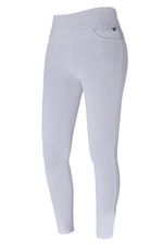 Kingsland SS20 Katinka Riding Tights - White