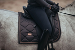 Equestrian Stockholm Dark Sky Saddle Pad - Dressage