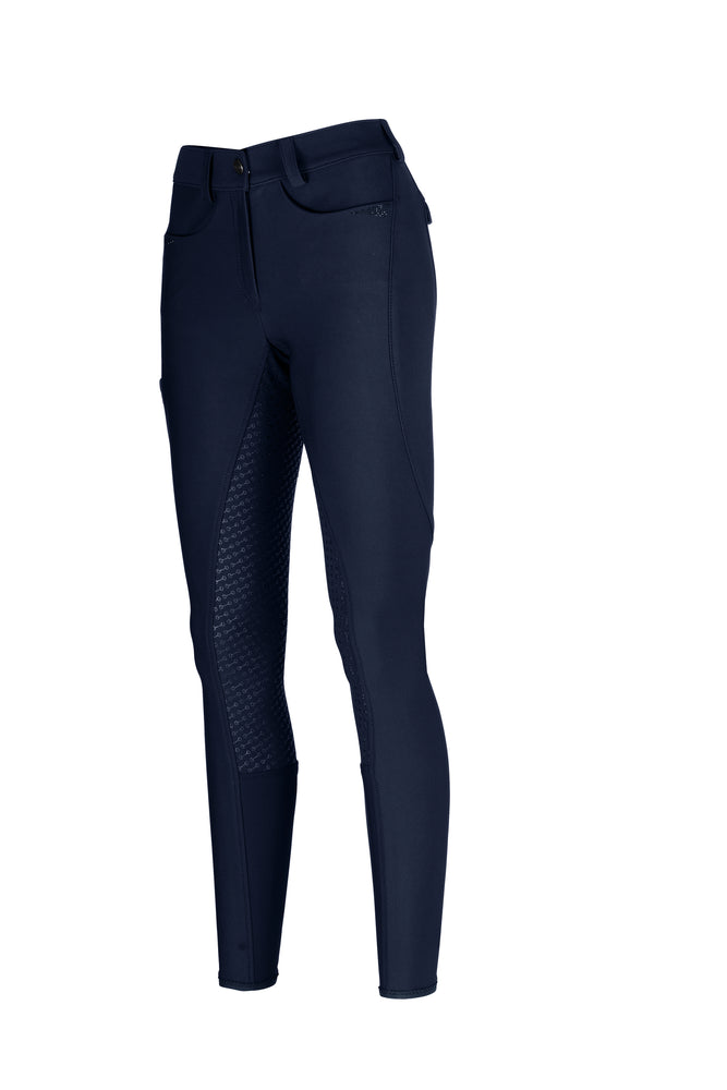 Pikeur SS21 Laure Full Grip Breeches - Navy