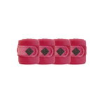 Kentucky Velvet Polar Fleece Bandages - Fuchsia