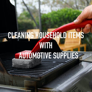 Using Automotive Cleaning Supplies For Your Household Cleaning!