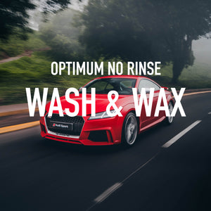 How To Use - Optimum No Rinse Wash & Wax