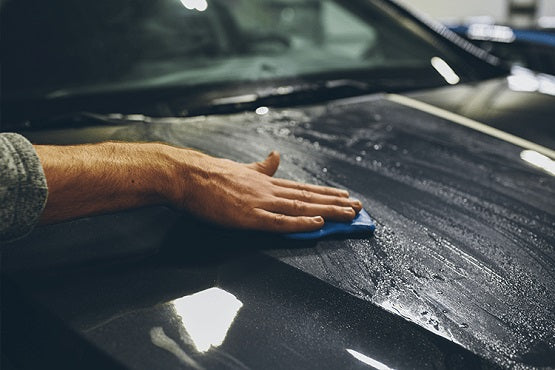 Rail Dust & Contamination:  Why does my car paint feel so rough??