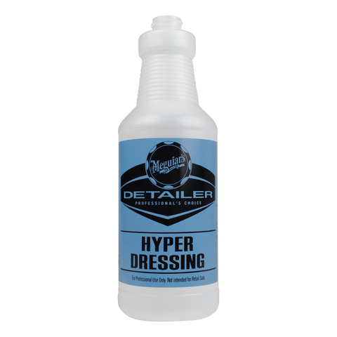 Meguiar's Hyper Dressing Bottle